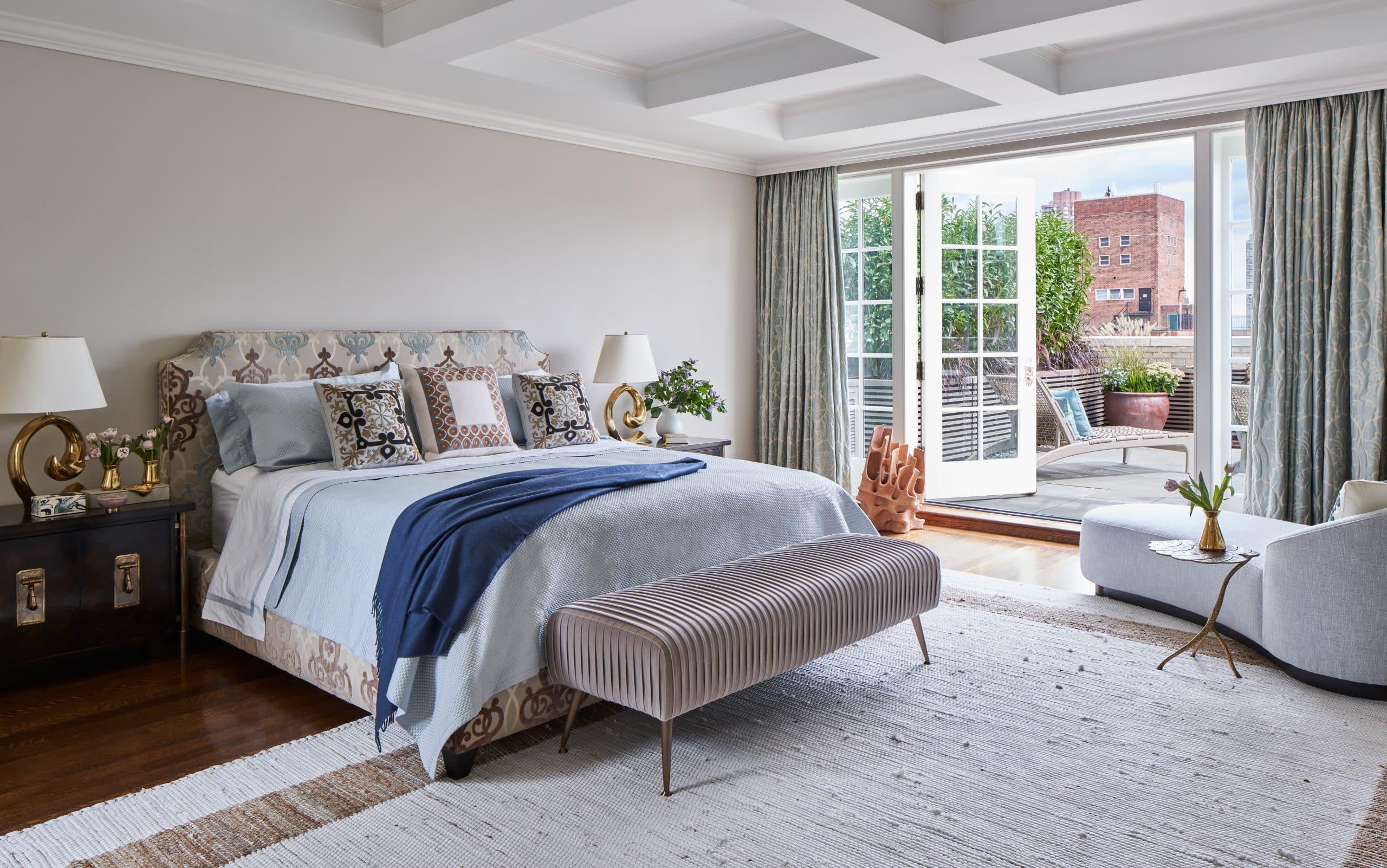 Wesley Moon Park Avenue main bedroom