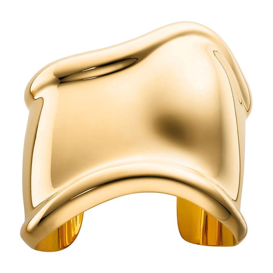 Elsa Peretti for Tiffany & Co. Bone cuff