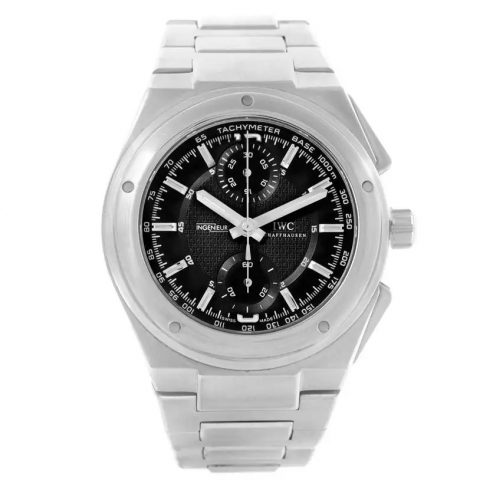 IWC Ingenieur automatic chronograph, 2005, offered by SwissWatchExpo, Inc.