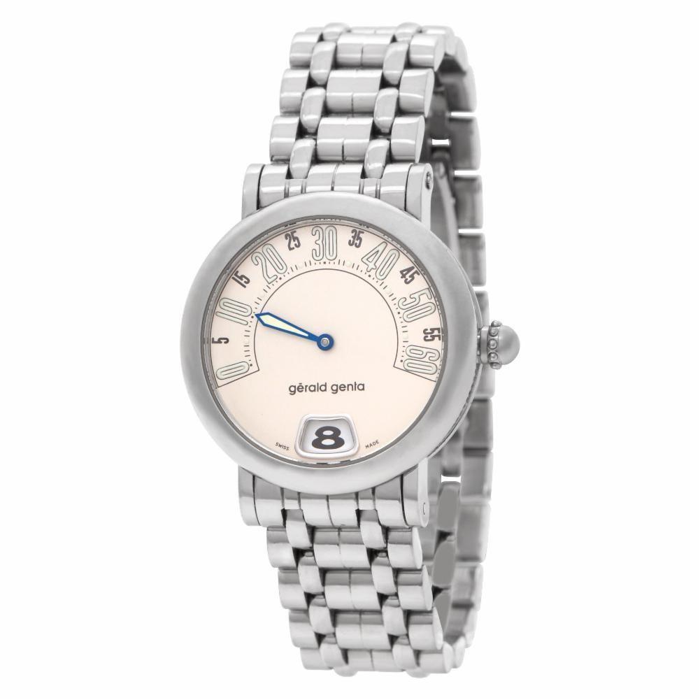 Gérald Genta's Retro Classic watch