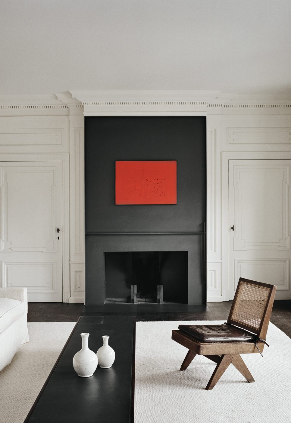 Vincent Van Duysen living room