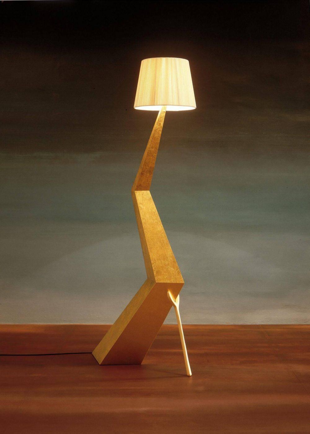 A BD Barcelona Design reissue of Dalí's BRACELLI LAMP, offered by DADA Studios