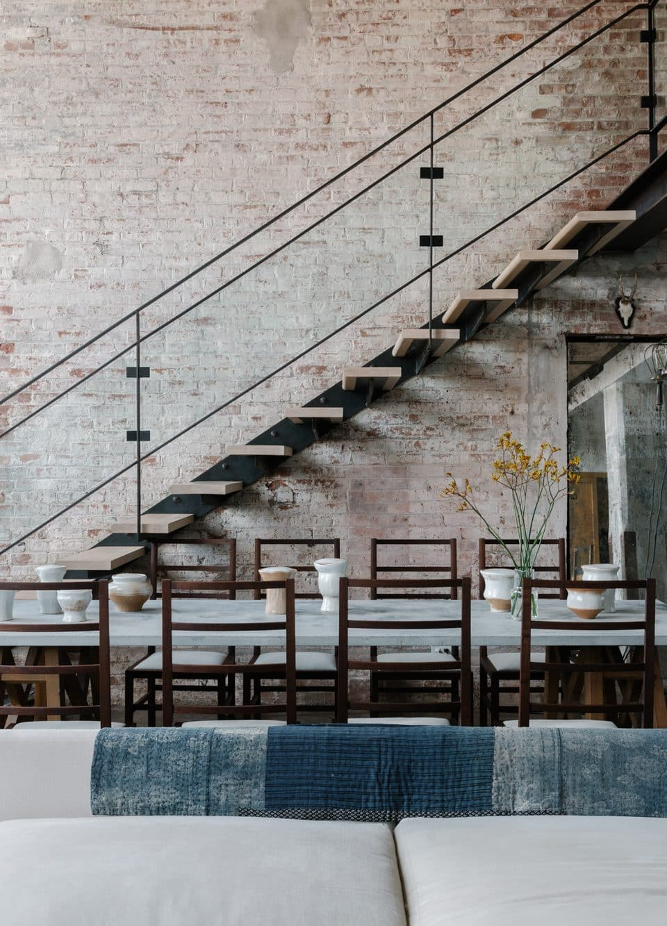 Jae Joo Mixes Old and New Furniture for Lived-In Comfort and Charm