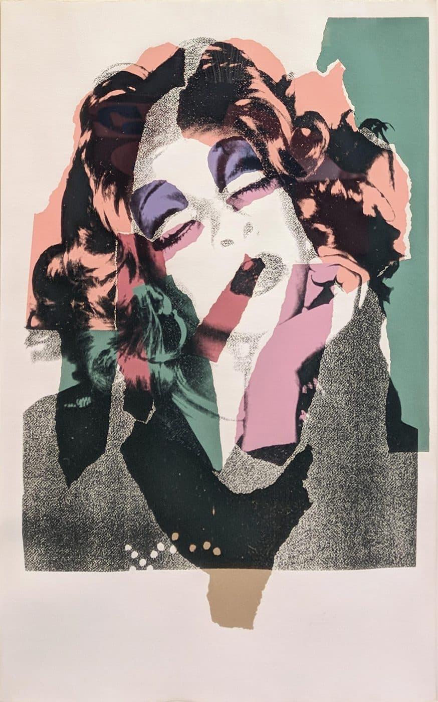 Ladies and Gentlemen (FS II.128), 1975, by Andy Warhol