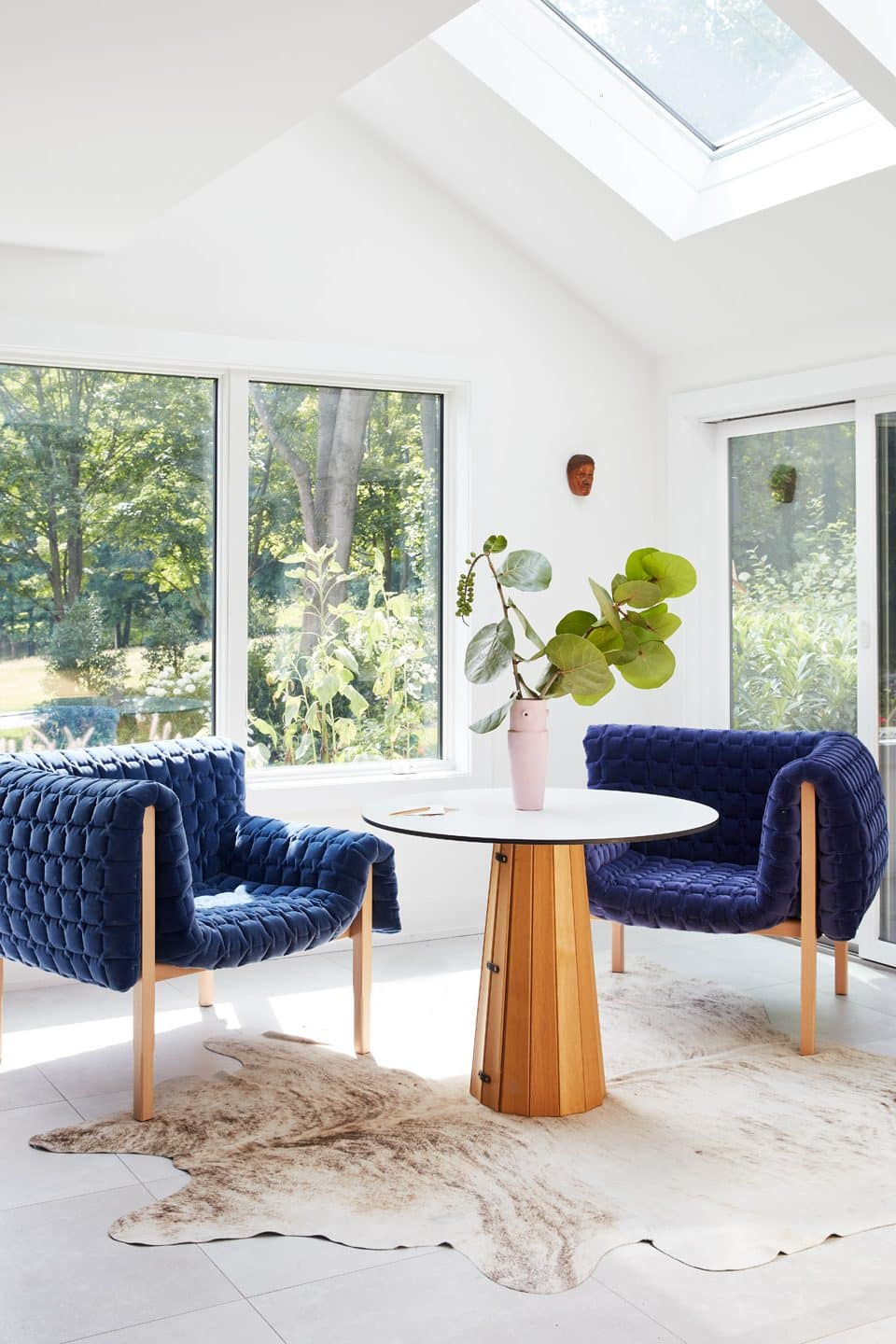 An Upbeat Sense of Adventure Infuses Danielle Fennoy's Bright, Colorful Spaces