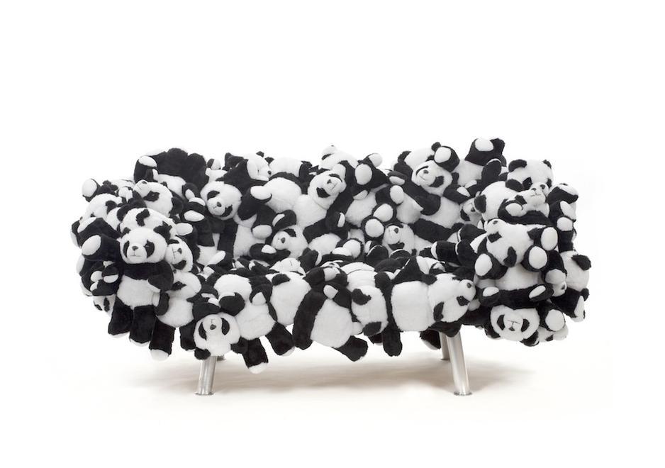 Panda Sofa, 2015