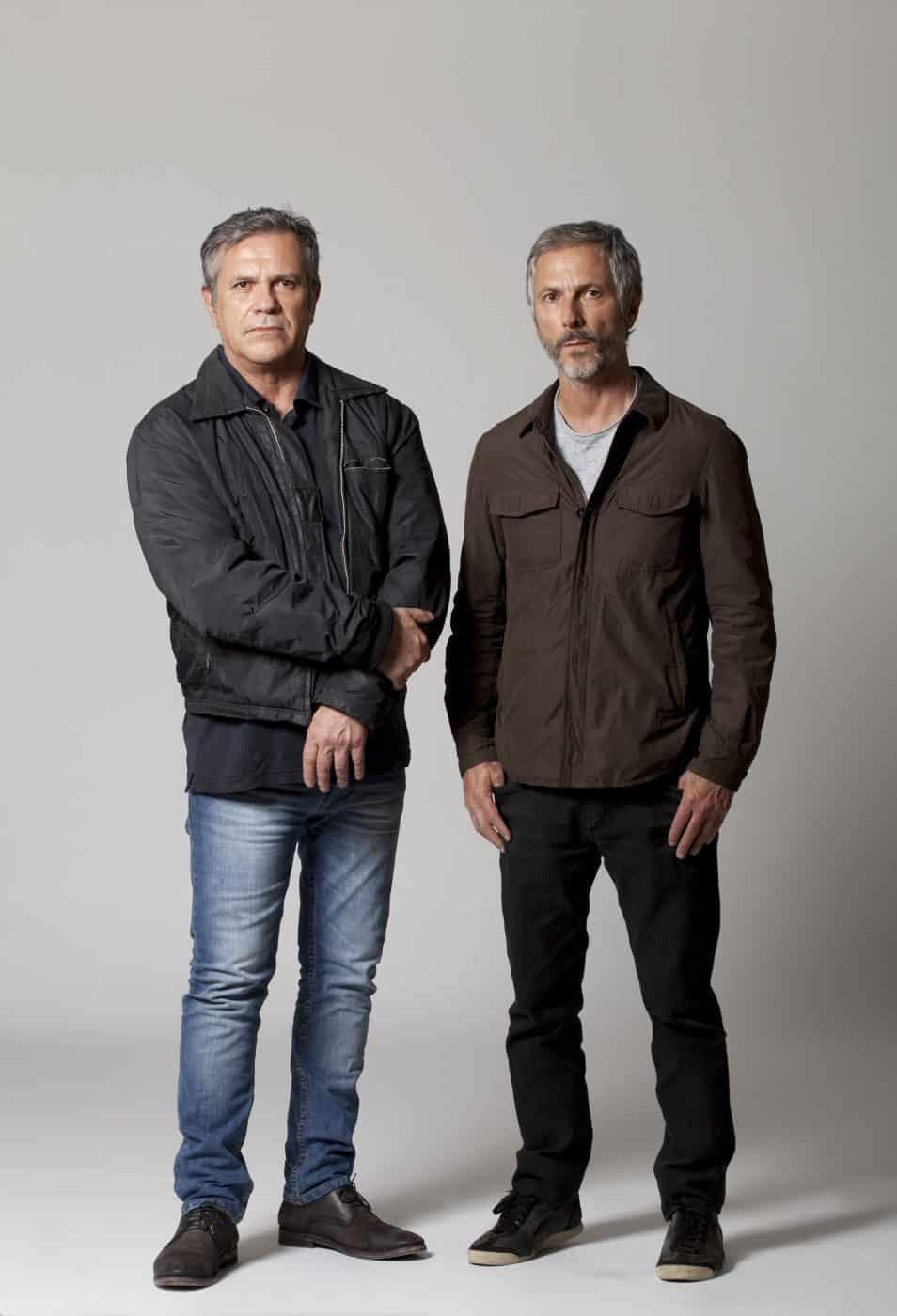 Portrait of Fernando and Humberto Campana