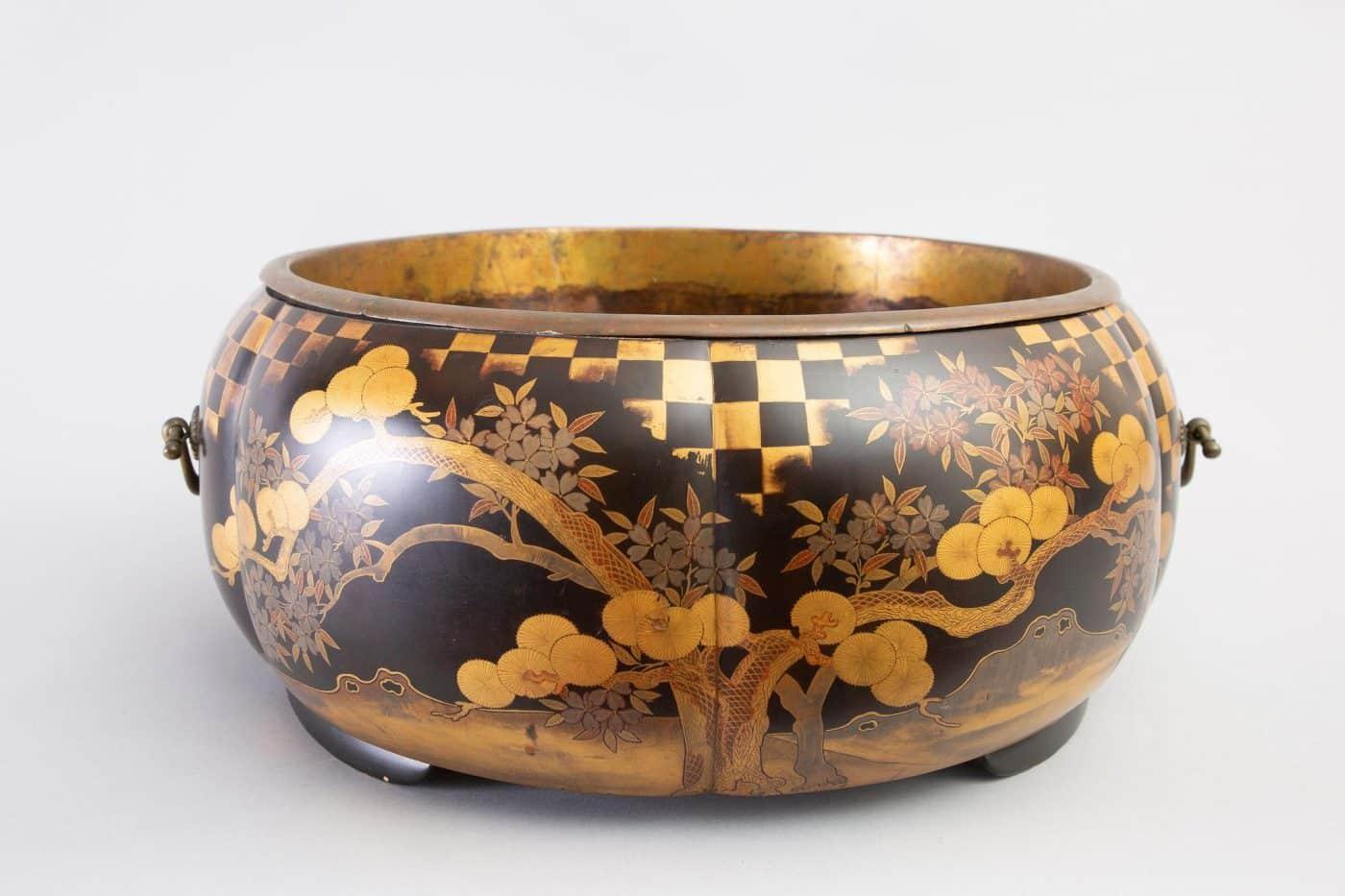 Naga Antiques bowl