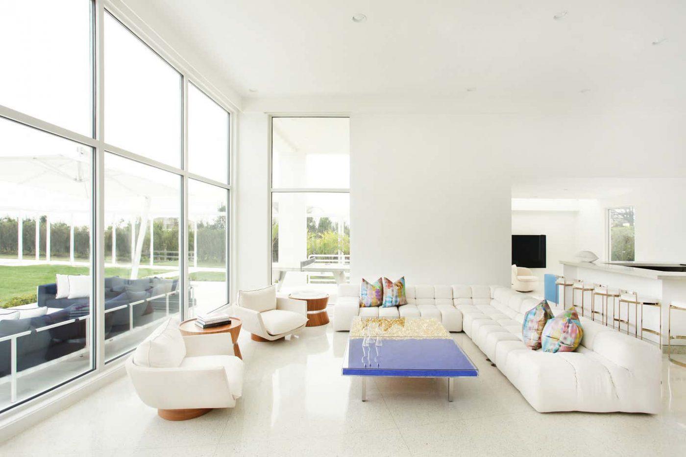 Interior designed by Melanie Morris