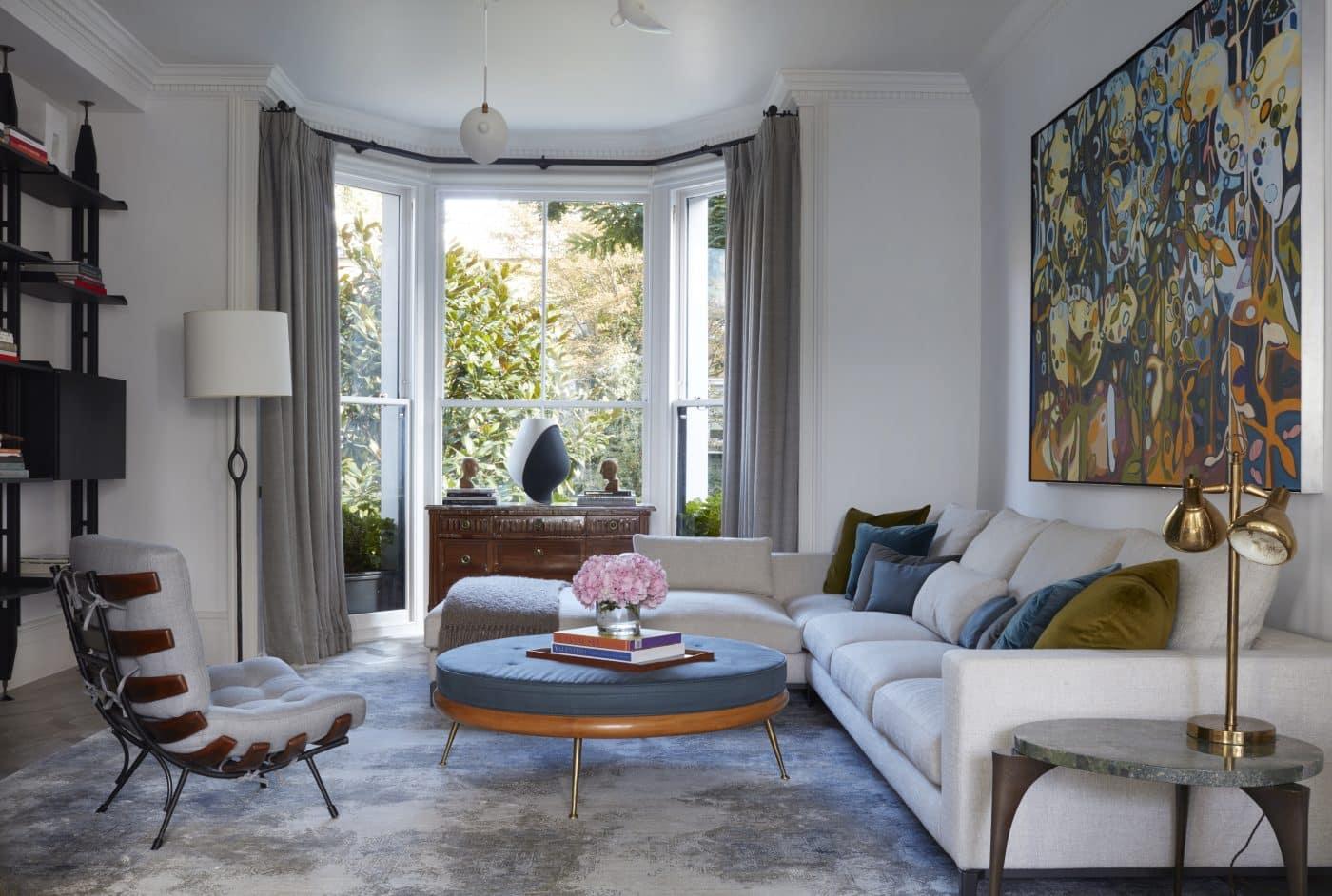 Holland Park living room