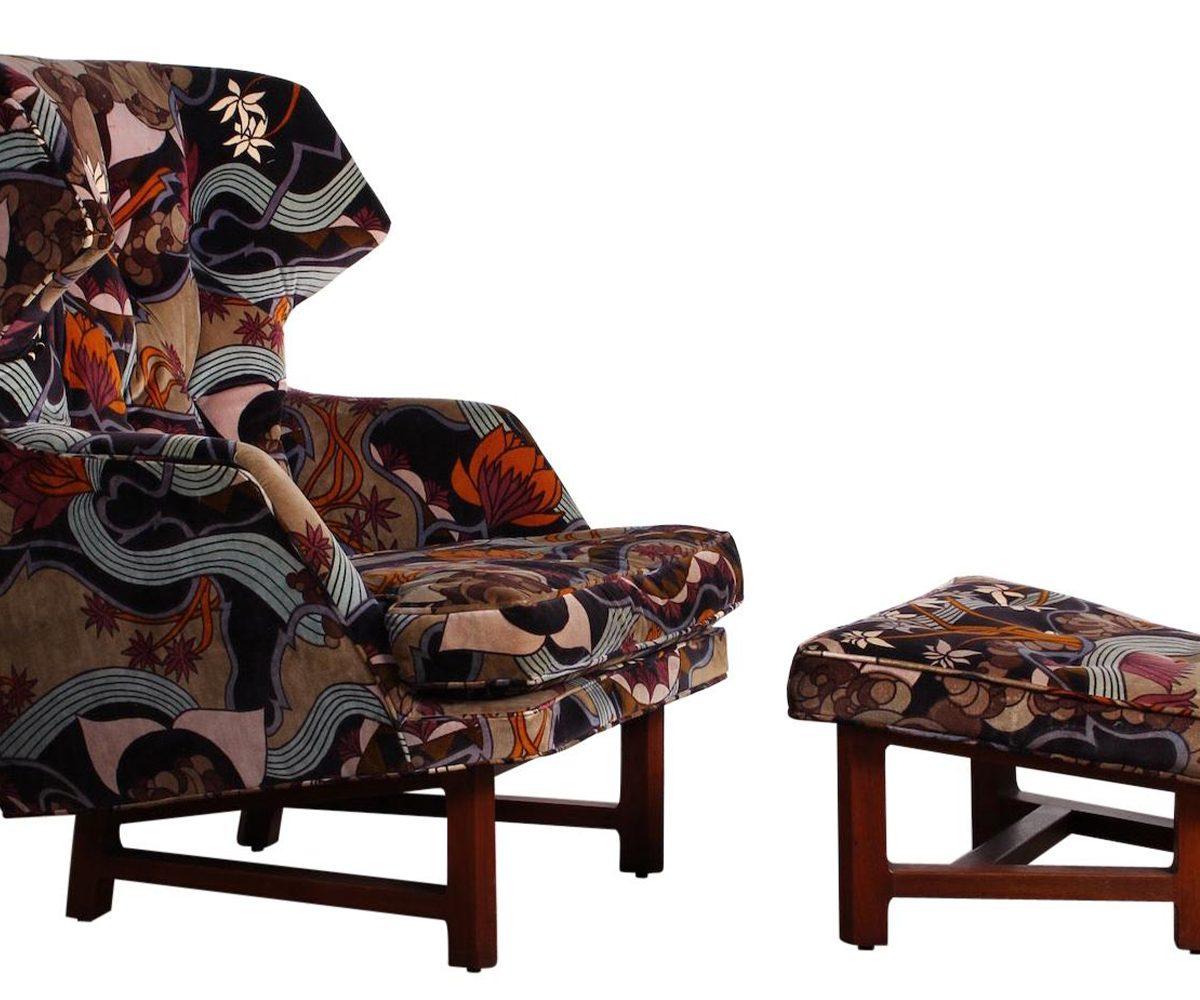 edward wormley janus chair
