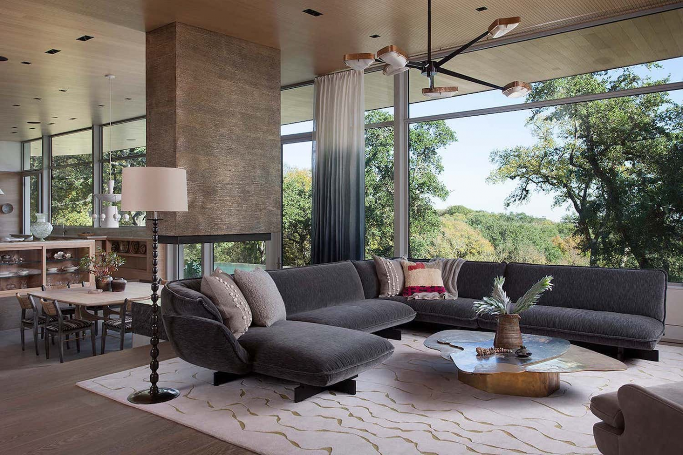 Cravotta Interiors Living Room