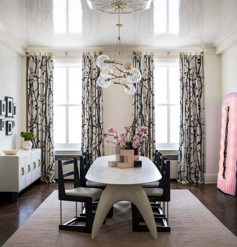 The Luxe Interiors of Melanie Morris Exude a Sense of Fun