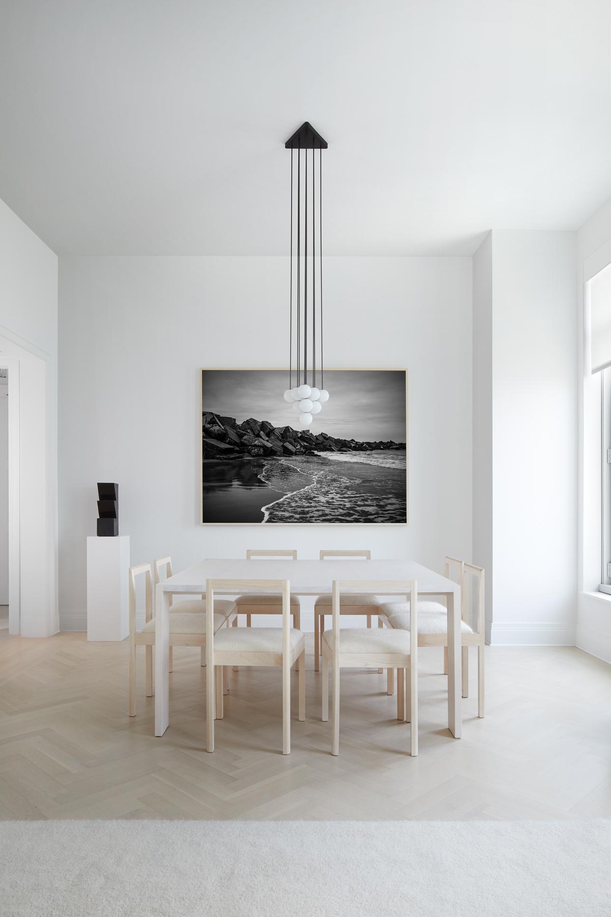 Dining room designed by Magdalena Keck