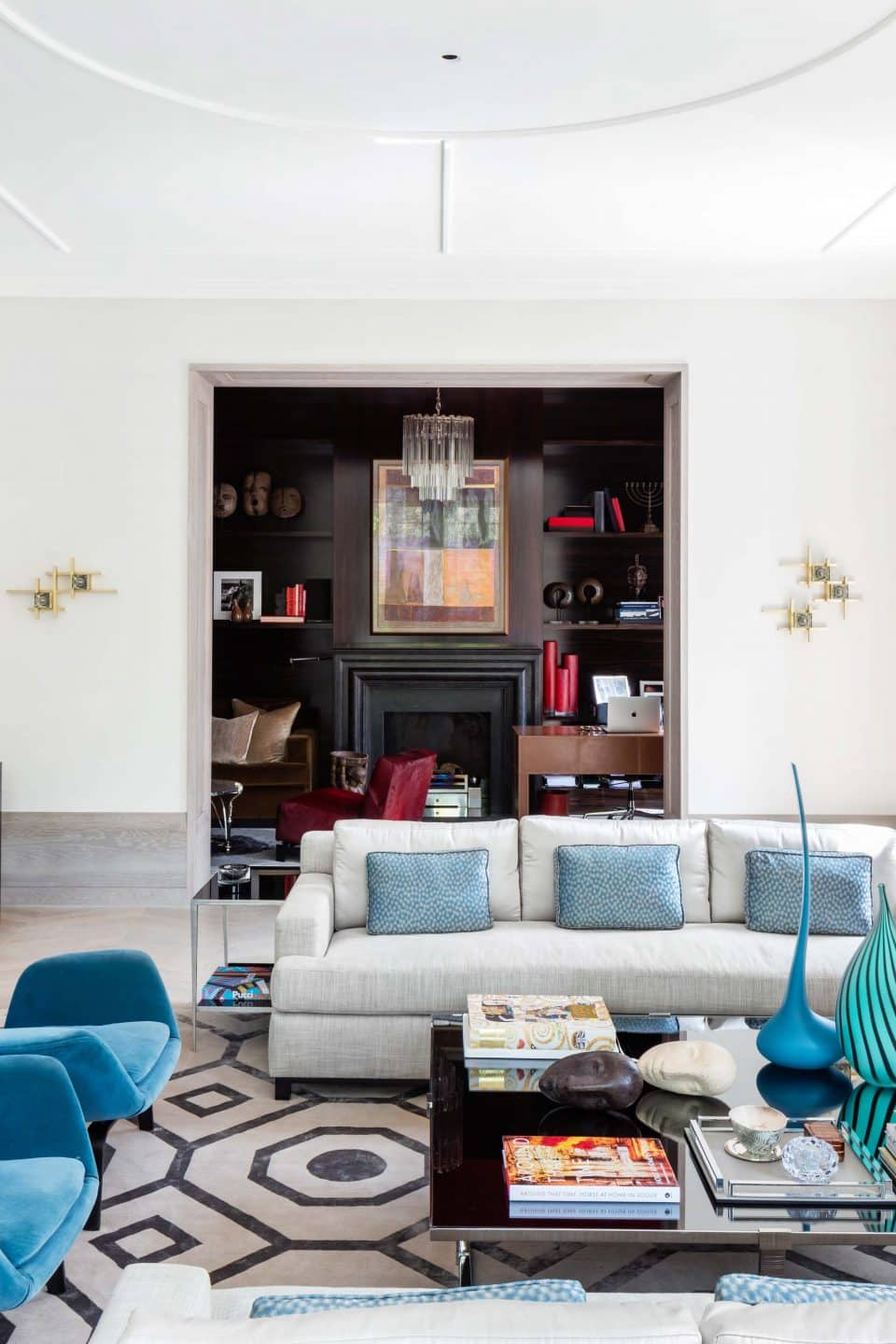 Tour a Sexy Westminster  Villa Designed by Carden Cunietti