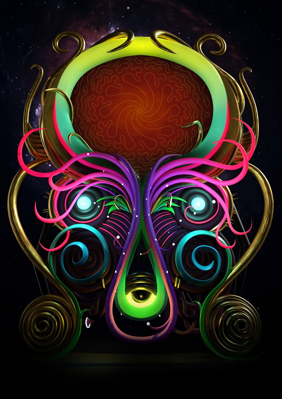 Image of visual art by Metageist