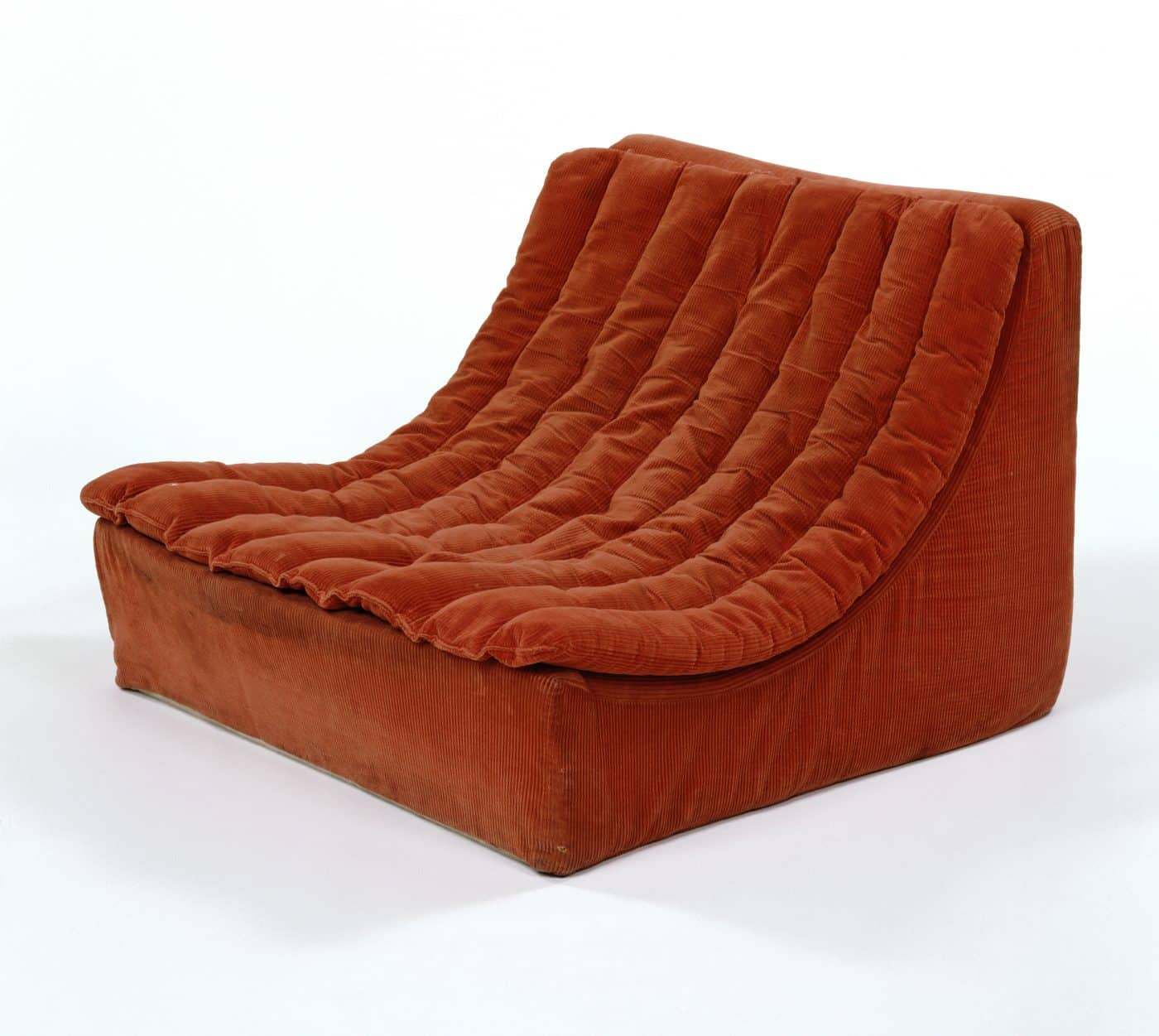 A Terence Conran Scoop chair