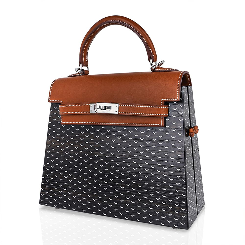 HERMÈS KELLY ROSEWOOD bag from mightychic