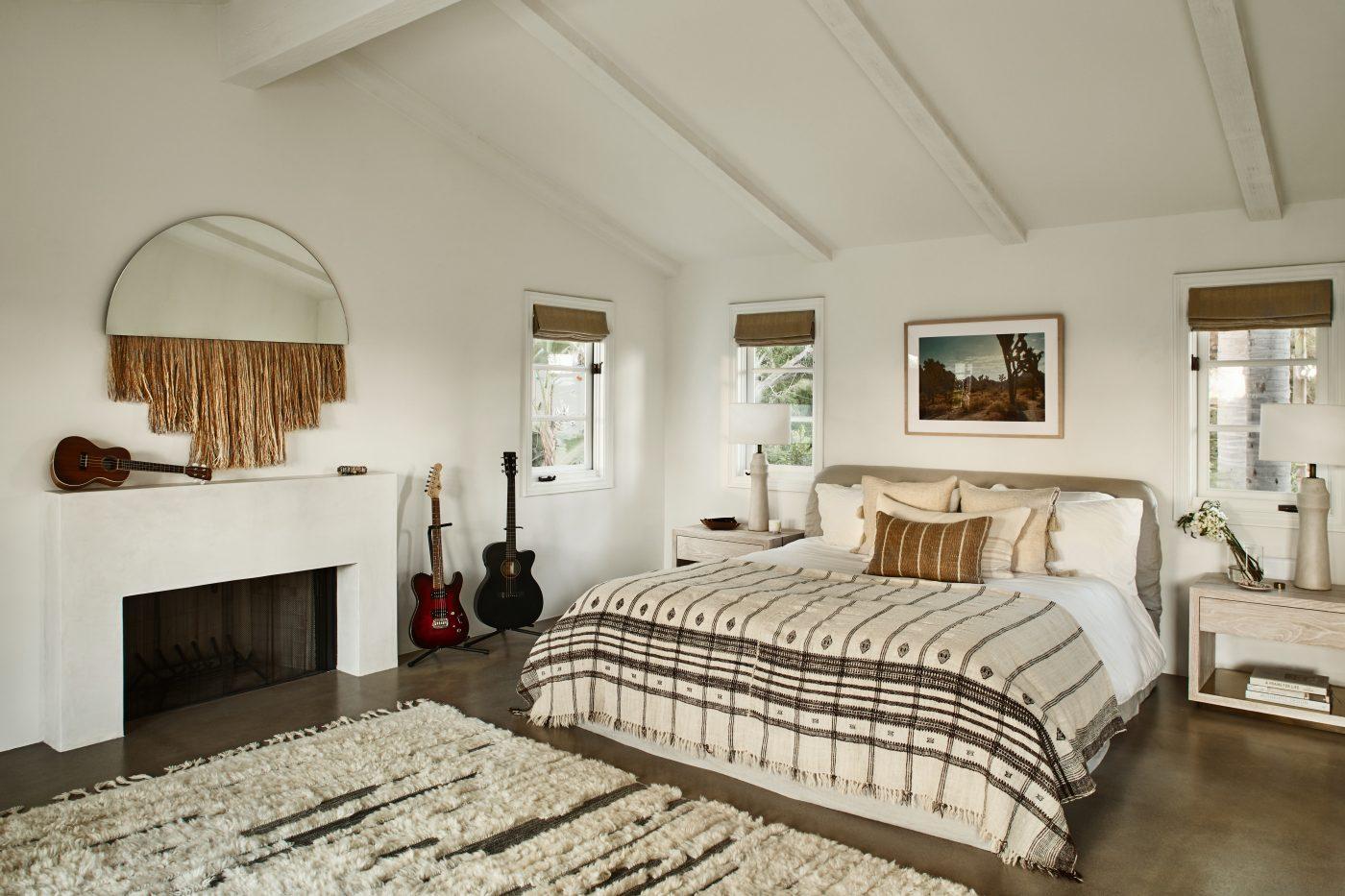 Bedroom designed by Alexander
