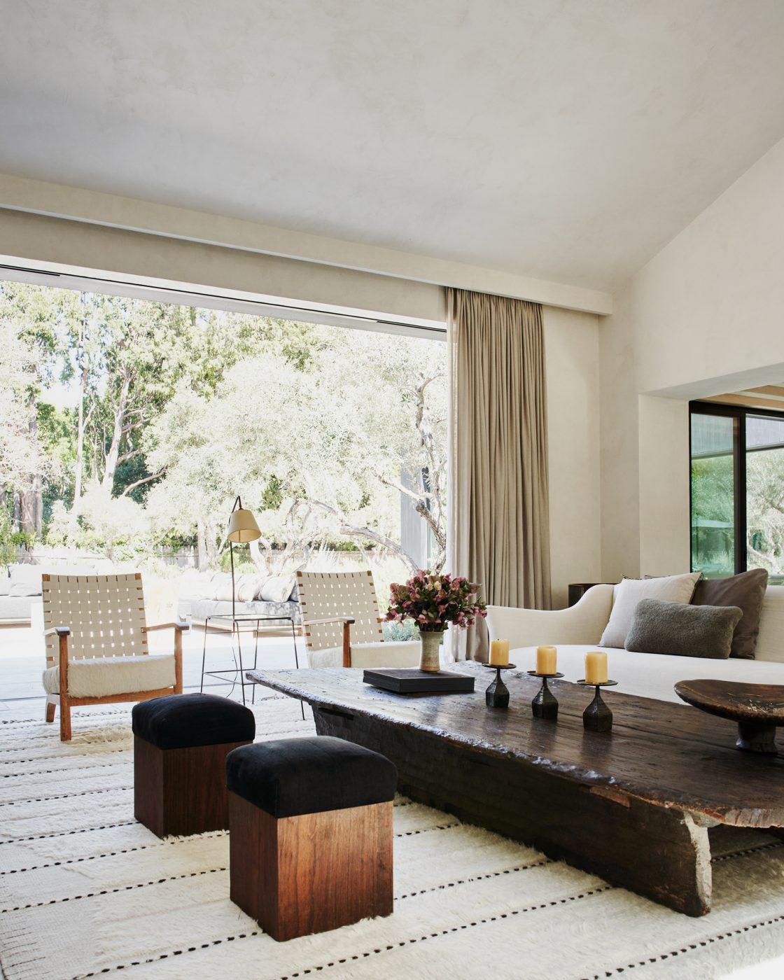 Living room designed by Alexander