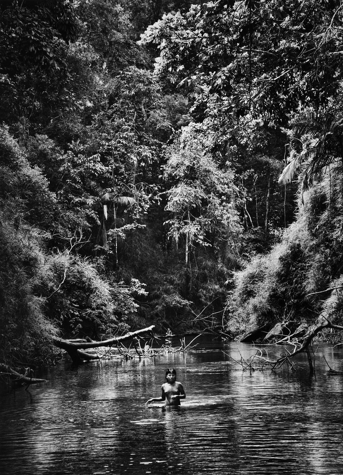 Sebastião Salgado: Suruwaha, Amazonas, Brazil, 2017