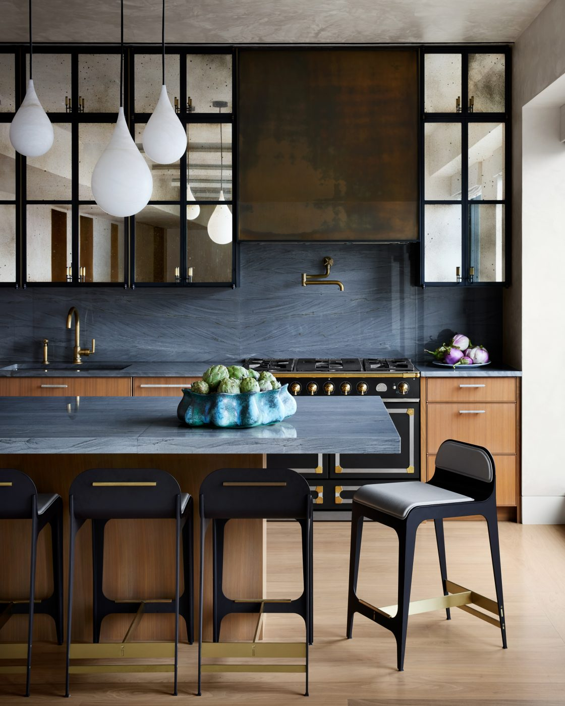 Kitchen designed by DHD