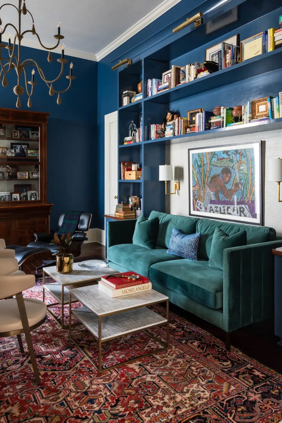 The Mix-Master Designer behind Eclectic Home Lives Up to Her Firm's Name