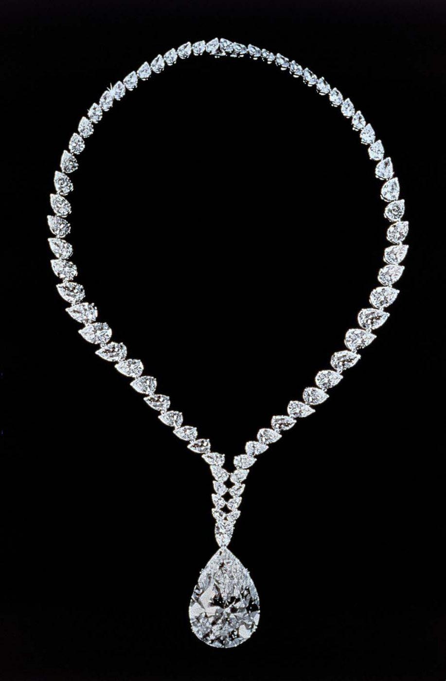 Image of the Taylor-Burton Diamond
