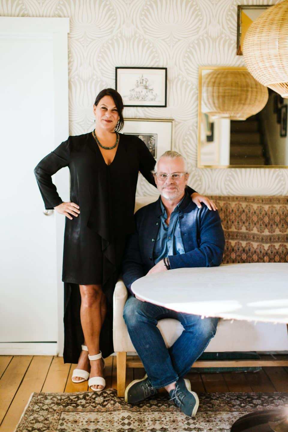 This Firm's Specialty Is Preserving the Charm of Vintage Homes While Updating Them for Modern Living