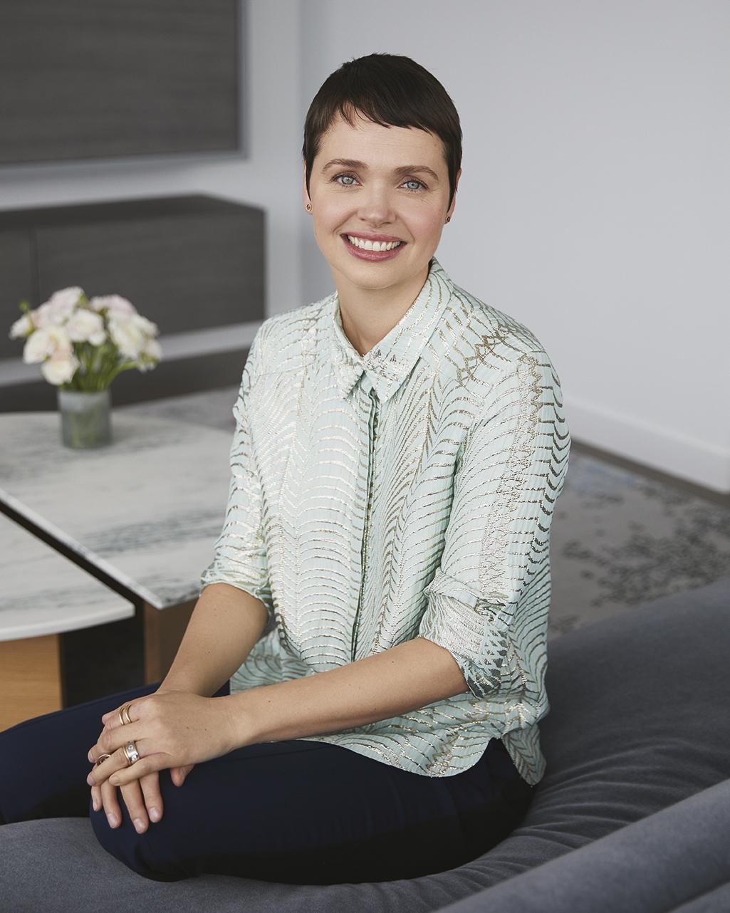 Portrait of Lucy Harris